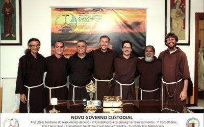 XVI Capitolo Ordinario ed Elettivo della Custodia dei Frati Minori Cappuccini dell'Amazonas e Roraima